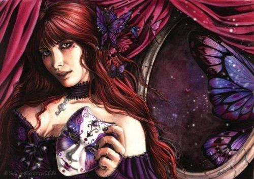 GOTHICA Masquerade RICO5801N30032