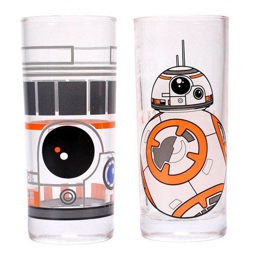 Σετ 2 ποτηριών Star Wars ΒΒ-8  GL025W05