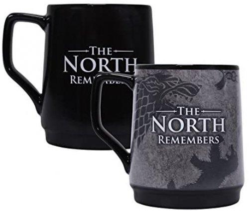 Κούπα Heat Changing - Game of Thrones THE NORTH MUGBGT11