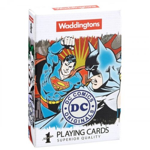 Τράπουλα DC Comics Retro Waddingtons Number 1 WAD-022446