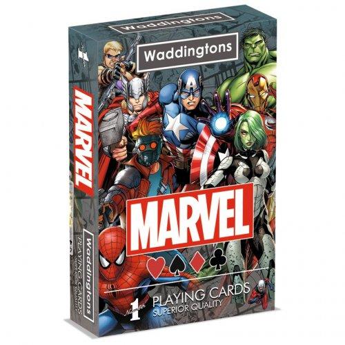 Τράπουλα Marvel Universe Waddingtons Number 1 WAD-024419