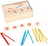 Αριθμητική «Πρώτες τάξεις του Σχολείου» Small Foot 11740