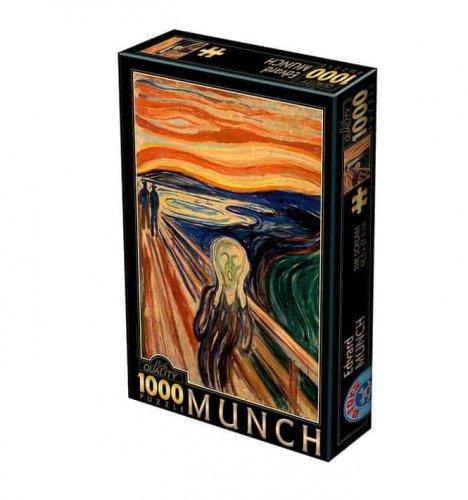 Παζλ Edvard Munch Η Κραυγή 72832MU01