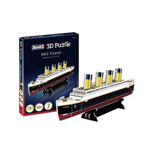 3D Παζλ RMS Titanic Revell 00112