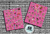 L.O.L. Glitter stickers Ses 14191