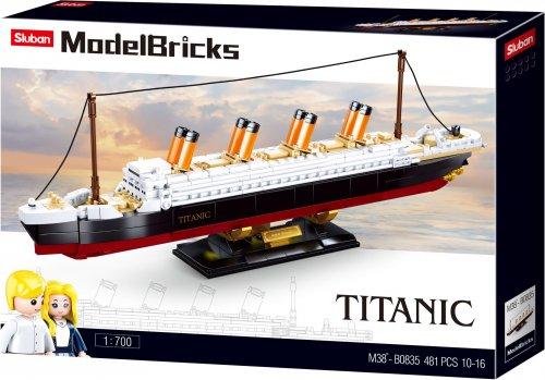 Τουβλάκια TITANIC medium  Sluban M38-B0835