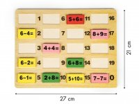 Παίζοντας με τους Αριθμούς Ecotoys MB386