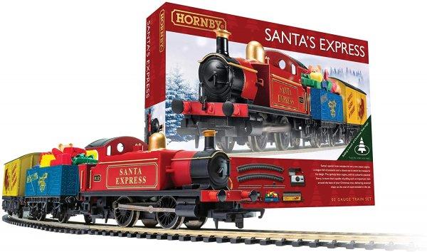 Σετ τρένου Santa Express HORNBY HG-R1248P