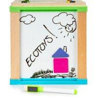 Εκπαιδευτικός Κύβος Δραστηριότητας Ecotoys 15470
