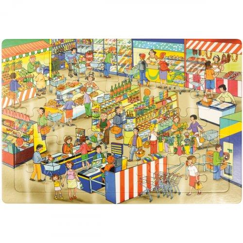 Μεγάλο Παζλ στην Αγορά Eduplay 120405