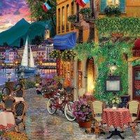 Παζλ Italian charm Educa 16005