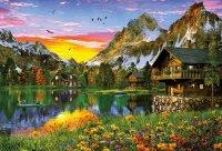 Παζλ Alpine Lake Educa 17678