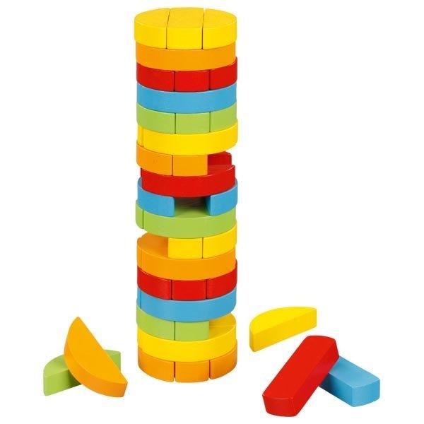 Πολύχρωμος Πύργος Ισορροπίας Goki 56757