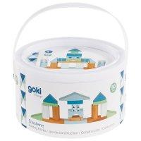 Τουβλάκια Lifestyle Aqua Goki 58459