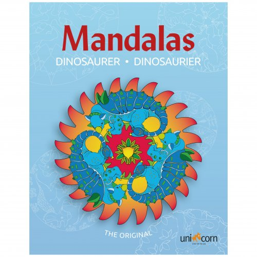 Mandalas Αγαπημένοι Δεινόσαυροι 2484611 UNICORN