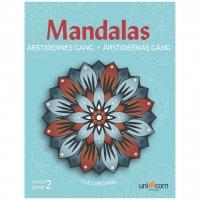Mandalas στον Κόσμο της Φαντασίας II UNICORN 1891274