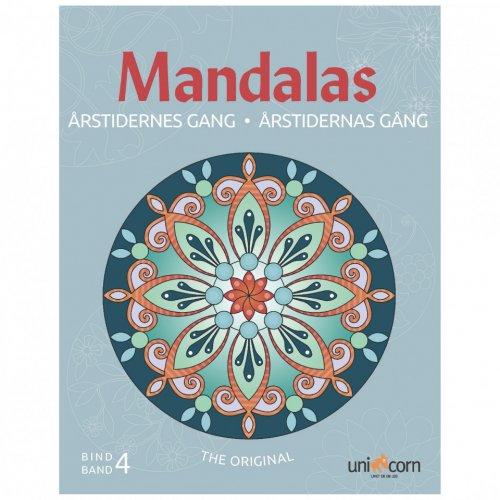 Mandalas στον Κόσμο της Φαντασίας IV UNICORN 1891311