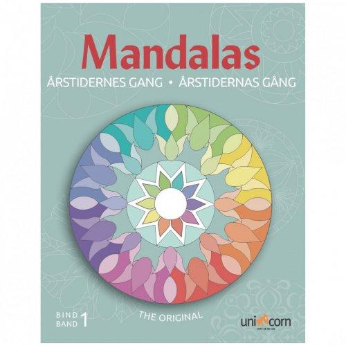 Mandalas στον Κόσμο της Φαντασίας I UNICORN 1891250