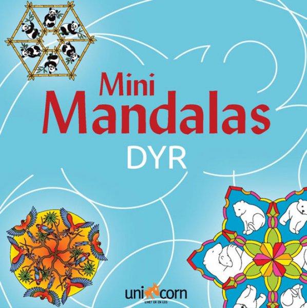 Mini Mandalas στο Ζωικό Βασίλειο UNICORN 2484901