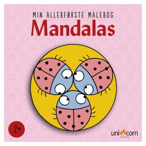 Το πρώτο μου Μπλοκ Mandalas UNICORN 6000383