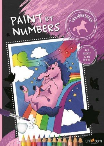 Ζωγραφική με αριθμούς Μαγικοί Μονόκεροι UNICORN 6000536