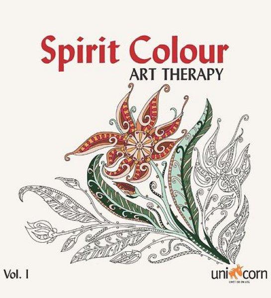 Spirit Colour Art Therapy Vol. 1 UNICORN 6000550