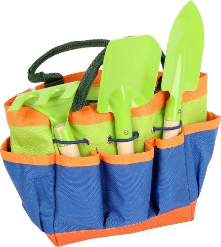 Τσάντα με εργαλεία κηπου Small Foot 12015