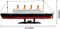 Τουβλάκια Titanic Big Sluban M38-B0577