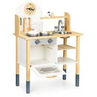 Κουζίνα με φούρνο και αξεσουάρ Ecotoys 80021