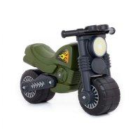 Military motorbike Ecotoys 66299