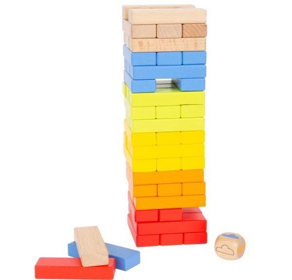 Πύργος Ισορροπίας Rainbow Small Foot 11692