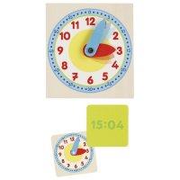 Ρολόι, έμαθα να λέω την ώρα Goki 58445