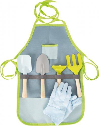 Ποδιά και εργαλεία κηπουρού Small Foot 11881