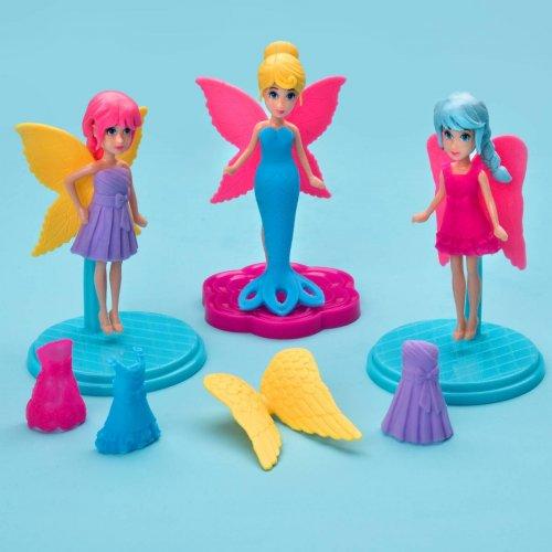 Ντύσε τις Νεραϊδούλες Party Toys G111