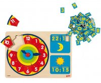 Ρολόι - Παζλ Goki 58650