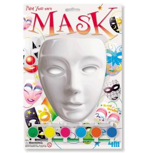 Ζωγραφική Μάσκα - Κωδ. 4m0122