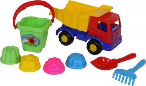 Παιχνίδια για την άμμο Φορτηγό Small foot 8789
