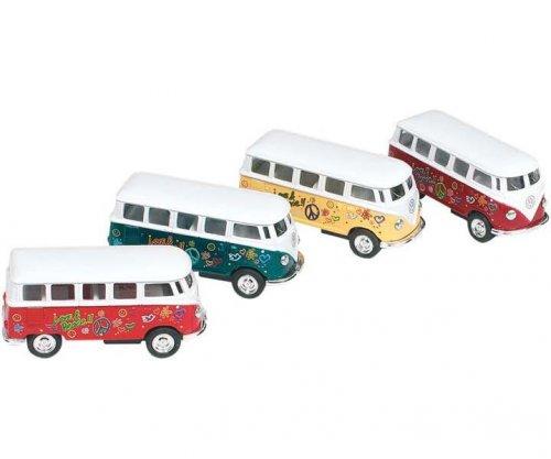 Volkswagen Classical Bus (1962) Goki 12087