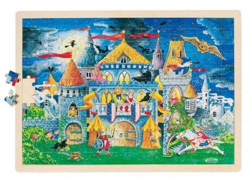 Παζλ 192 τεμάχια Παραμυθένιο Κάστρο Goki 57949