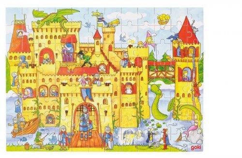 Παζλ 96 τεμάχια Κάστρο των Ιπποτών Goki  57617