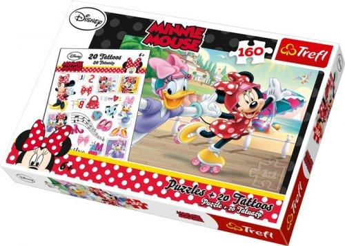 Παζλ Minni Mouse 100 τεμ Small foot Κωδ: 7849