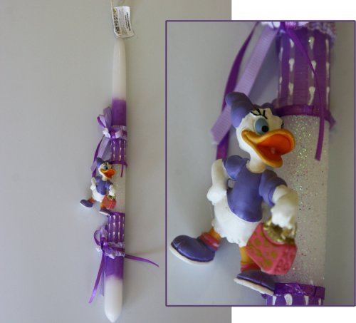 Λαμπάδα Daisy Duck 700258