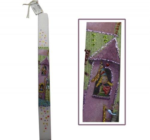 Λαμπάδα Princess Castle 751023