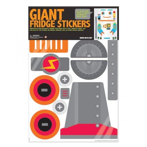 Αυτοκόλλητα ψυγείου γίγας  - 4M2U Κωδ. 4m0228B