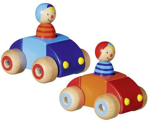 Αυτοκινητάκι με κόρνα Goki 55014