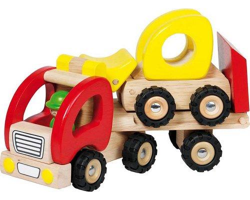 Φορτηγό με ρυμουλκούμενο φορτωτή Goki 55963