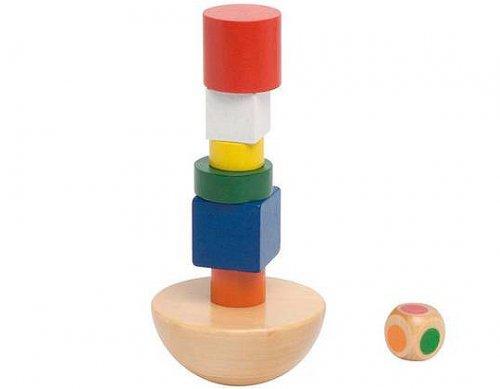 Πύργος ισορροπίας με ζάρι Goki HS129