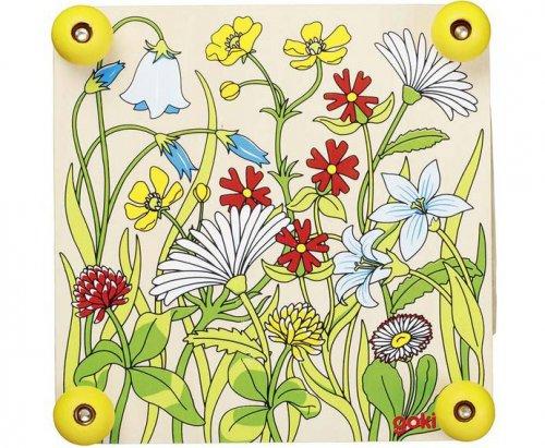 Πρέσα Λουλουδιών Goki 58603