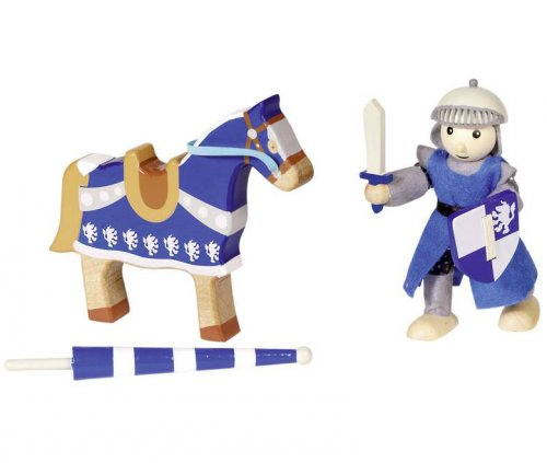 Κούκλα Βασιλιάς Λάνσελοτ Goki 51735