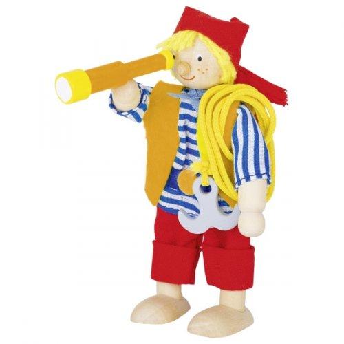 Κούκλα Πειρατής Goki Κωδ: 51617